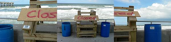 grafitti  in St. Augustine Beach Florida
