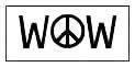 Peace Wow